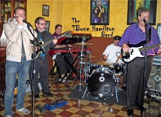 The TBone Hamilton Band | Tampa Bay Florida