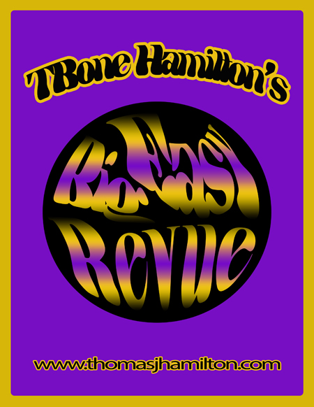 TBone Hamilton's Big Easy Revue opening for Mr. Bryan Lee – Friday November 17th 2017