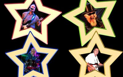 TBone Hamilton and the Blues All Stars featuring Bryan Lee & Greg Poulos
