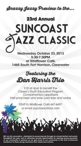 The Dan Harris Trio