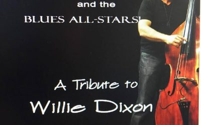 TBone Hamilton and the Blues All Stars in Concert at the Firehouse – CD Release Party