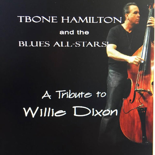 TBone Hamilton and the Blues All Stars in Concert at the