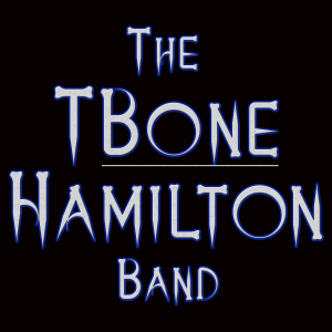 The official logo of the TBone Hamilton Band