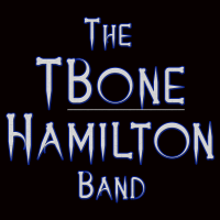 The TBone Hamilton Band live At Ricky P's