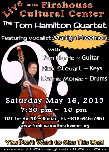 Tom Hamilton Quartet