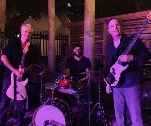 TBone Hamilton & the Blues All Stars play at H'ours Creole – Tarpon Springs