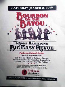 Big Easy Revue | TBone Hamilton | Blues | Jazz | Tampa Bay
