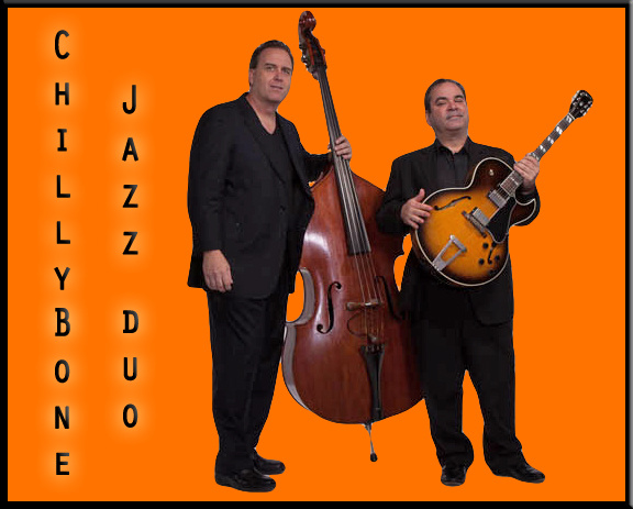 ChillyBone Jazz Duo In Concert!