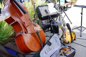 Fil Pate Trio Gig w TBone Hamilton