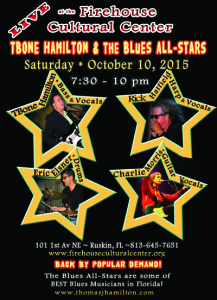 TBone Hamilton & the Blues All Stars