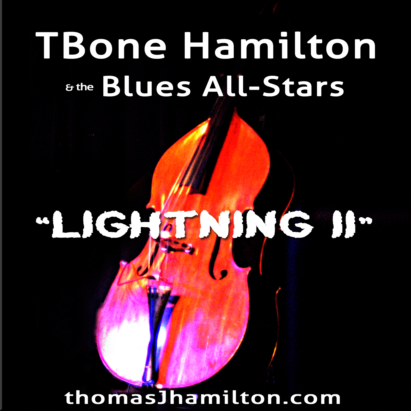 Lighting II – New Blues Single by TBone Hamilton