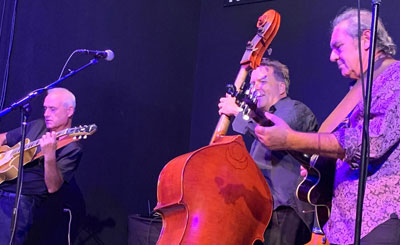 Greg Poulos Trio at Hart's Landing