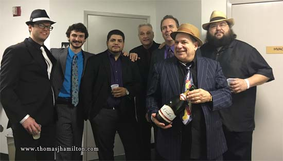 Mitch Woods and his Rocket 88's at the Firehouse Cultural Center – Saturday, January 5, 2019, 7:30 pm – 9:30 pm
