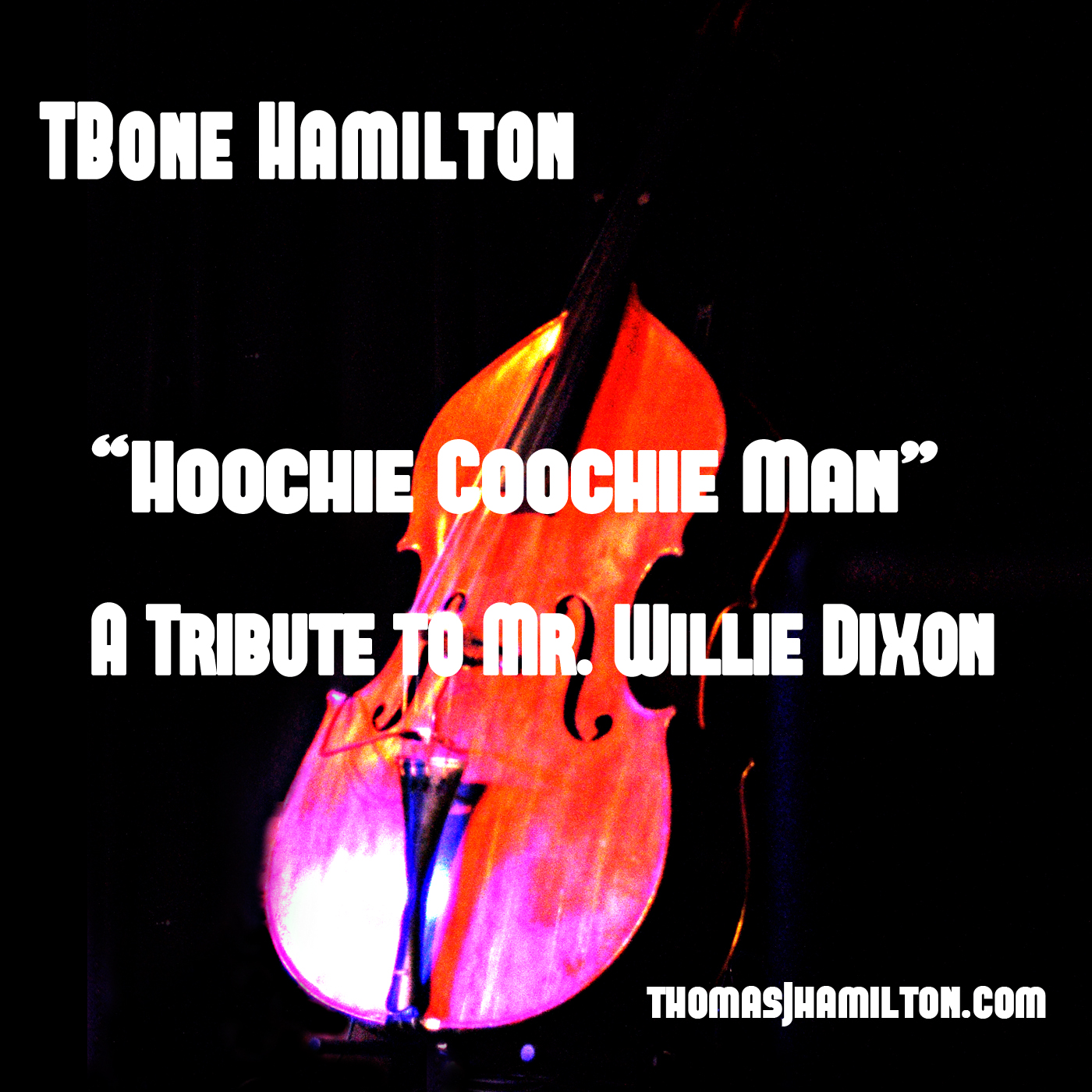 New Single Release – Hoochie Coochie Man – Friday Sept 12th 2014